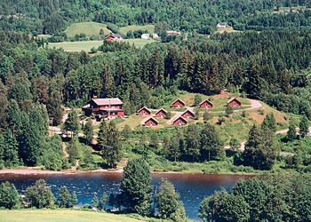 Brufoss hytte og laksesenter